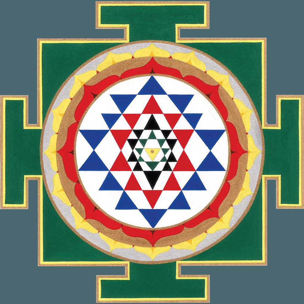 Шри Янтра. Совершенная в трех мирах