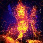 Падмасамбхава. Гималаи, Индия - Kartzon Dream - цифровая графика, тревел фото, тревел арт, тревел видео, авторские туры, фототуры