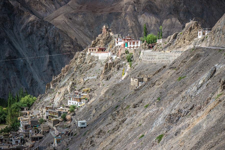 Ванла гомпа (монастырь Ванла)