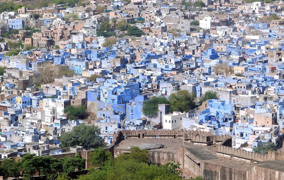 Джодхпур, Раджастан. Закаты Джайсалмера. Краски Раджастана. Холи. Тур в Раджастан, Индия