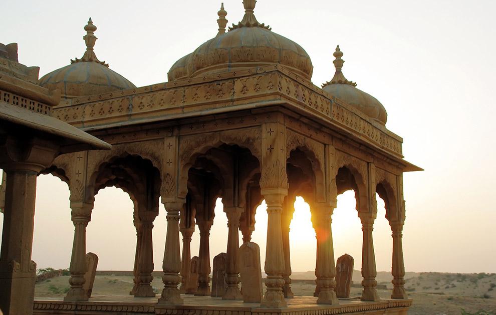 Закаты Джайсалмера. Краски Раджастана. Холи. Тур в Раджастан, Индия