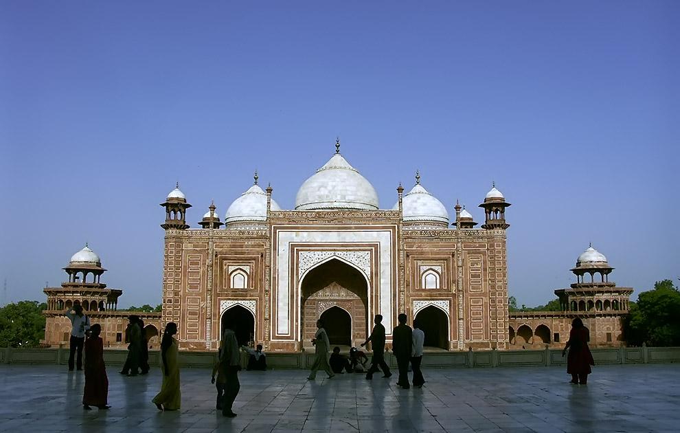 Тадж Махал, Индия. Тур Краски Раджастана. Холи. Тур в Раджастан, Индия