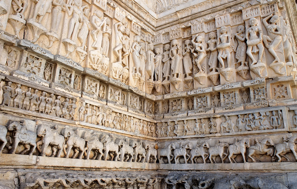 Архитектура Раджастана. Тур Краски Раджастана. Холи. Тур в Раджастан, Индия