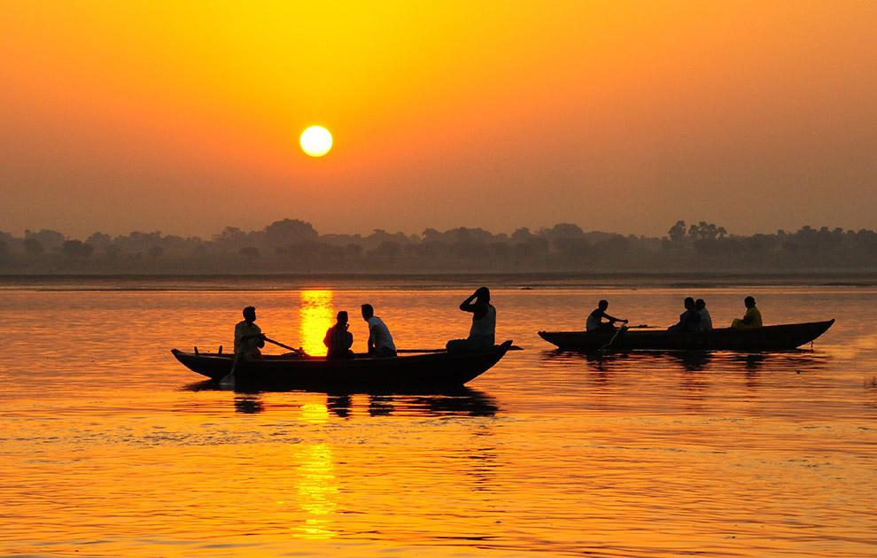 Озера Удайпура, Раджастан. Закаты Джайсалмера. Краски Раджастана. Холи. Тур в Раджастан, Индия