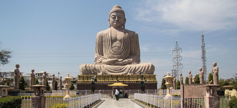 Бодх Гайя. Индия. Тур в Варанаси