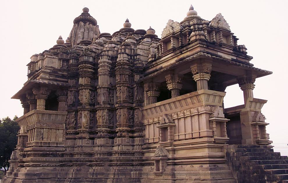 Храмы Кхаджурахо, Мадхья Прадеш