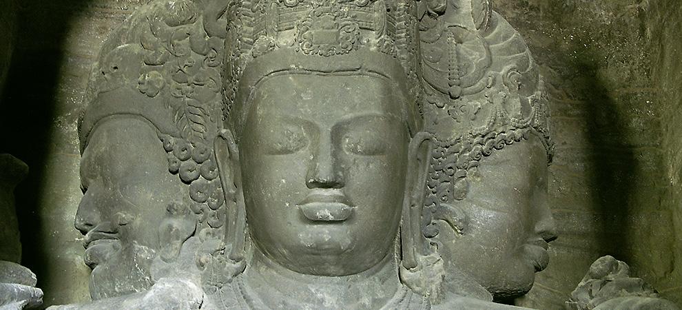Шива, Тримурти, Мумбаи - Тур в Центральную Индию. Аджанта, Эллора, Хампи