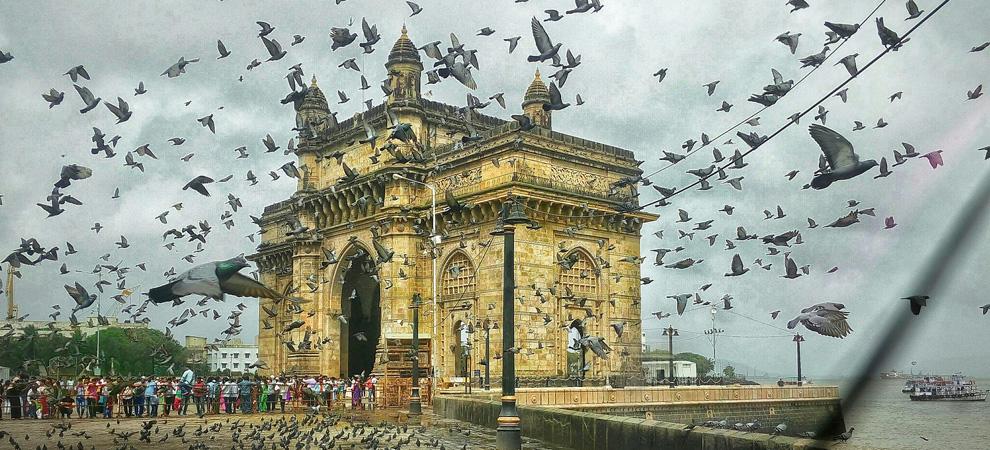 Ворота Индии, Мумбаи - Тур в Центральную Индию. Аджанта, Эллора, Хампи