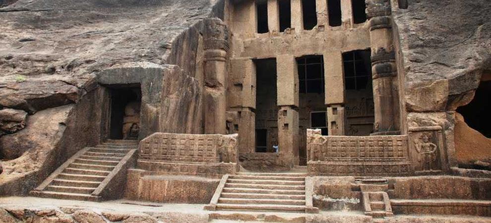 Пещеры Канхери, Мумбаи - Тур в Центральную Индию. Аджанта, Эллора, Хампи