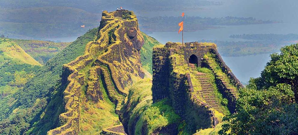 Форт Пратабгарх, Махабалешвар, заповедник Койна - Тур в Центральную Индию. Аджанта, Эллора, Хампи