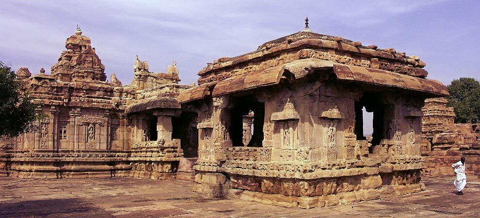 Паттадакал, Карнатака - Тур в Центральную Индию