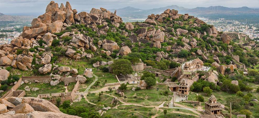 Читрадурга - Тур в Центральную Индию