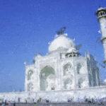 Тадж Махал, Индия - Kartzon Dream - цифровая графика, тревел фото, тревел арт, тревел видео