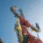 Тришул в Гималаях - Kartzon Dream - цифровая графика, тревел фото, тревел арт, тревел видео