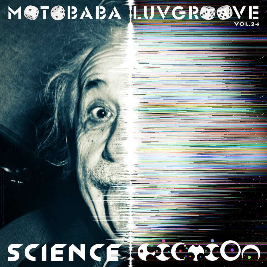 MotoBaba LuvGroove - Vol.24 Science Fiction Авторские сборники музыки Progressive Rock, Progressive Folk и Progressive Metal