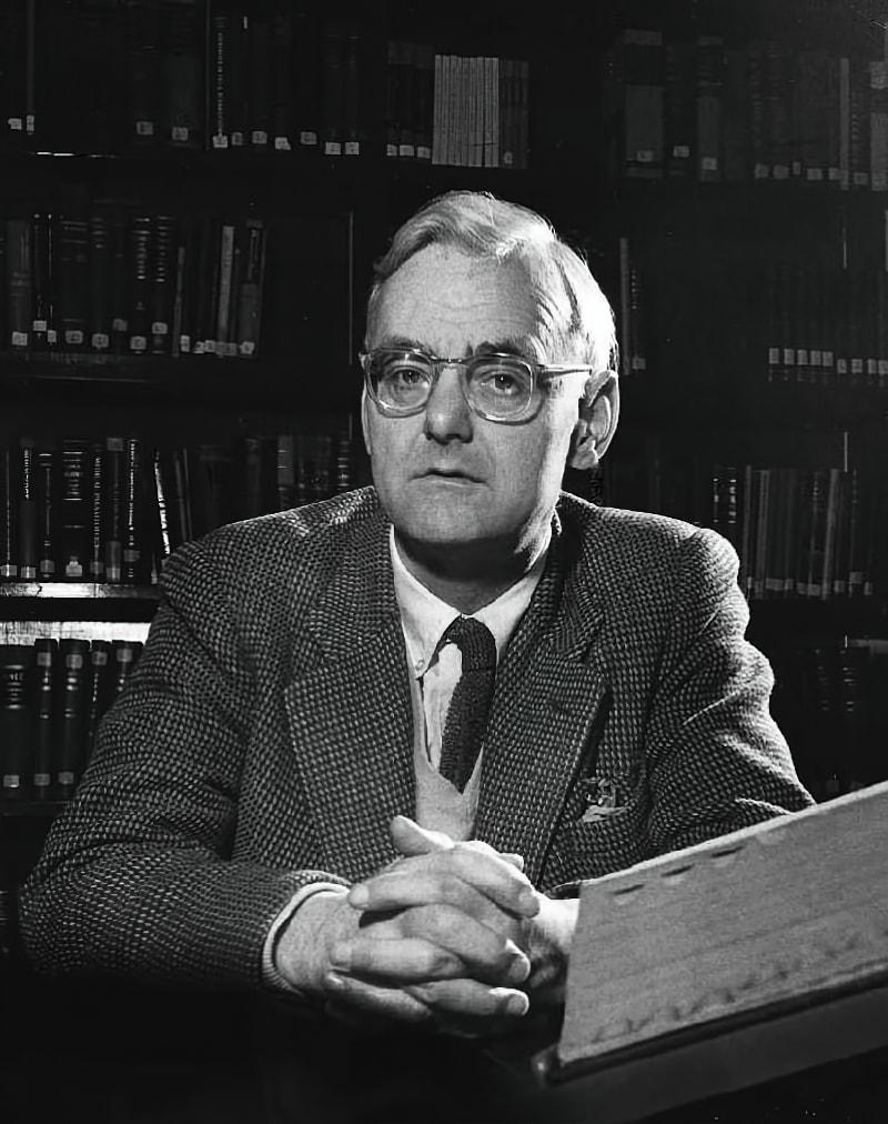 Хамфри Фортескью Осмонд, основатель психоделической терапии . Капитан Эл Хаббард